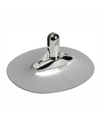 Base pour bimini 188x135 EPDM avec support a clipser pour canots pneumatiques