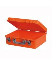 Boîte étanche multi-usage P01 orange 47 x 37 x 18 cm