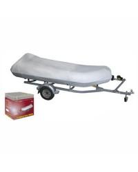 Taud  pour canots pneumatiques 430/470x210