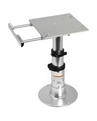 Coulisseaux pour tables à rallonge - Kit coté 1