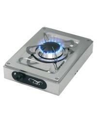 Plaques de cuisson externes en inox 1 feux CAN