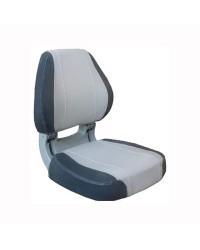 Siège ergonomique Sirocco gris clair/foncé