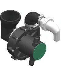 Pompe de rechange pour WC nouvelle génération 12V pour 50.214.12