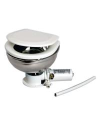 WC électrique - cuvette inox 24 V
