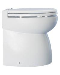 WC électrique caréné avec cuvette en porcelaine blanche 12V haut