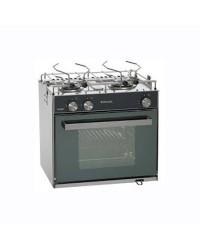 Cuisinière à gaz SMEV Sunlight 2 feux + four