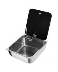 Lavabo rectangulaire 325 x 350 mm
