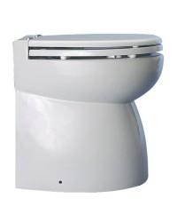 WC avec pompe silent 80dB Elegant haut 24V arrière droit
