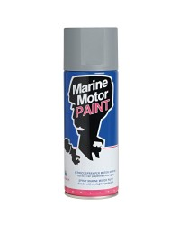 Bombe spray de peinture Tohatsu gris métalisé