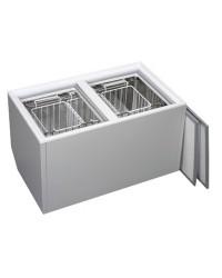 Réfrigerateur/congélateur BI92 95 litres inox