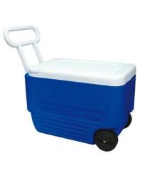 Glacière portable IGLOO 36 litres avec roulettes - WEELIE38