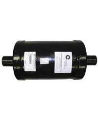Pot d'échappement marmite ø162 pour moteur in-board voilier 10CV diesel max.