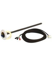 Capteur capacitif 380mm - 10/180 ohms pour indicateur 50.204.70/27.438.xx/27.538