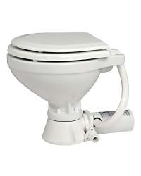 WC électrique - lunette bois 12 V 32x42xh35cm
