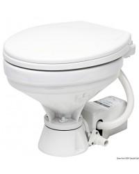 WC électrique - lunette large plastique 24 V 35x48xh36cm