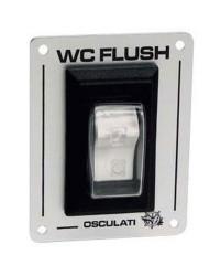 Interrupteur étanche pour WC électrique toutes marques 12/24V