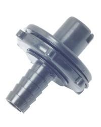 Raccord tuyau pour réservoir souple droit ø37 mm