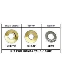 Kit d'adaptation UHD-KT pour hélice New Saturn sur Honda 75/130CV