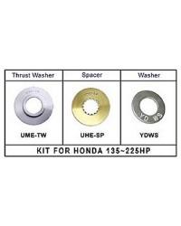 Kit d'adaptation UHE-KT pour hélice New Saturn sur Honda 135/225CV