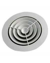 Grille concentrique + ressort clips