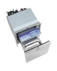 REFRIGERATEUR Isotherm à tiroir coulissant DR65 inox 12/24V