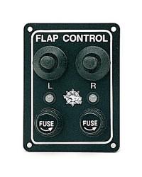 Tableau de commande pour paire de flaps hydrauliques