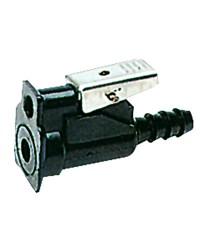 Embout de réservoir Johnson-evinrude-Suzuki femelle coté moteur ou réservoir OEM 176445 diamètre 10 mm