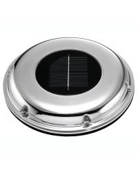 Aérateur solaire jour/nuit autonome Ø119/217mm