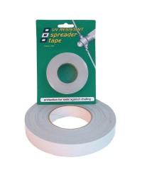 Ruban pour embouts de barre de flèche gris clair 25mmx10M