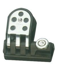 Filoir avale tout pour rail 25mm pour corde de 12mm et rail 61.591.01