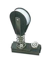 Chariot + poulie à billes 25mm pour corde de 12mm et rail 61.591.01
