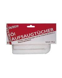Serviette absorbante huile YACHTICON 41x51cm X 2