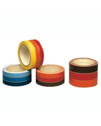 Ligne de flottaison 80mm tricolore rouge/orange/jaune X 10M