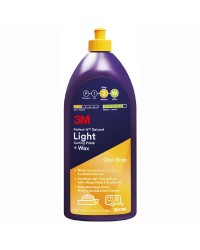 Light Cutting Compound + Wax - Polish pour oxydations légères 946 ml