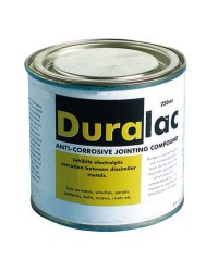 Duralac isolant/scellant pour prévenir de la corrosion électrolytique - 250ml