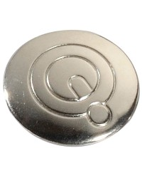 Bouton pression Q-CAP (A) - goujon 6.2 mm - lot de 100
