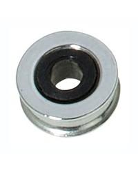 Réa en inox pour cable de 3 ou corde de 5mm