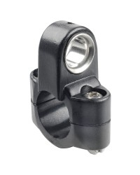 filoir pour renvoi enrouleur de foc sur tuble Ø25mm pour corde de 12mm