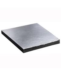 Panneau d'insonorisation en polyuréthane 25 mm 100X150 cm