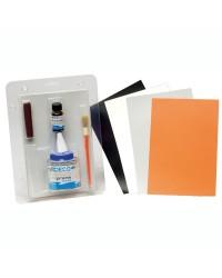 Kit de réparation pneumatique néoprène blanc
