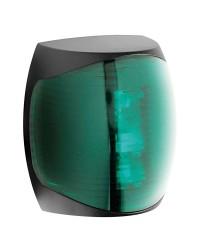 Feu de navigation LED Sphera2 vert 112,5° - 20 M boitier noir