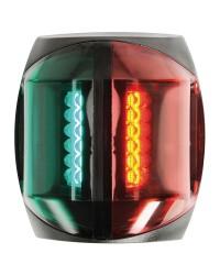 Feu de navigation LED Sphera2 bicolore 225° - 20 M boitier noir