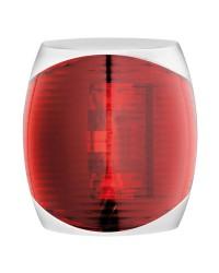Feu de navigation LED Sphera2 rouge 112,5° - 20 M boitier blanc