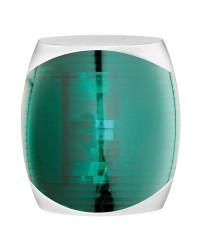 Feu de navigation LED Sphera2 vert 112,5° - 20 M boitier blanc