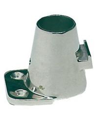 Base de chandelier droit pour chandelier Ø25mm