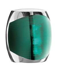 Feu de navigation LED Sphera2 vert 112,5° - 20 M boitier inox poli