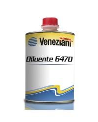 Diluant VENEZIANI 6470 pour antifouling/synthétiques - 0,5L