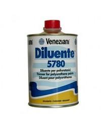 Diluant VENEZIANI 5780 pour polyuréthane - 0,5L
