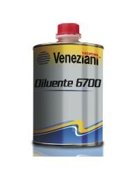 Diluant VENEZIANI 6700 pour vernis alkydes - 0,5L