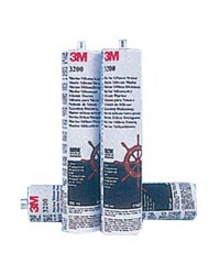 Silicone Scellant 3M 3200 Marine en cartouche - 280ml - transparent